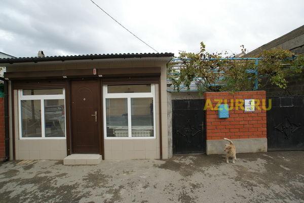 Гостевой дом у владимира, джубга, улнабережная 4а