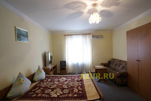 Отель виталий лазаревское официальный