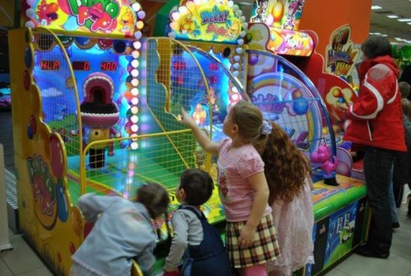 Нижний новгород детские игровые автоматы игровые автоматы скачать crazy fruits