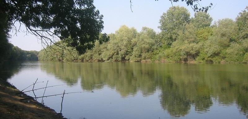рыбалка на реке псекупс