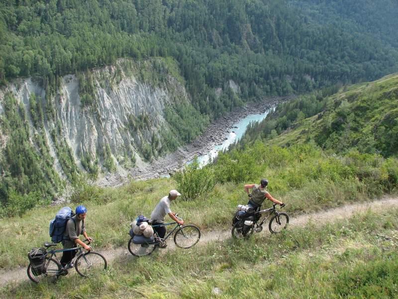 Велотуризм в башкортостане