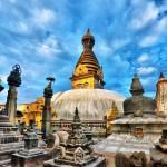 Для туристов Непал открыл достопримечательности, поврежденные землетрясением