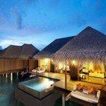 Роскошный отель открывается на Мальдивах