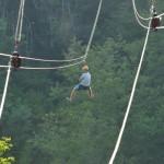 Парк активных увлечений курорта ПАУК