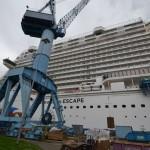 Первый взгляд: внутри нового огромного норвежского круизного судна
