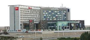 Отели Novotel IKIA и ibis IKIA в Иране