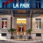 Ritz-Carlton принимает управление отелем Hotel de la Paix в Женеве