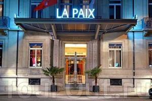 Hotel de la Paix в Женеве