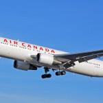 Air Canada запускает авиарейсы Торонто – Сеул