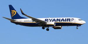 Ryanair получила в свое распоряжение 375-ый Boeing 737-800