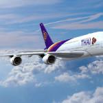 Рейс Тайских авиалиний был вынужден приземлиться в Осаке